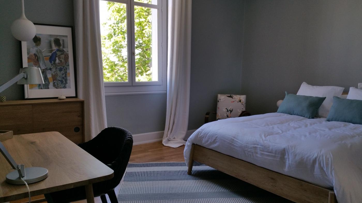 Zen suite - L'Autre Rives, maison d'hôtes design à Albi