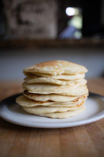 pancakes de l'Autre Rives maison d'hôtes design au centre d'Albi